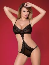 Body Obsessive, 852-TED-1, black - S/M