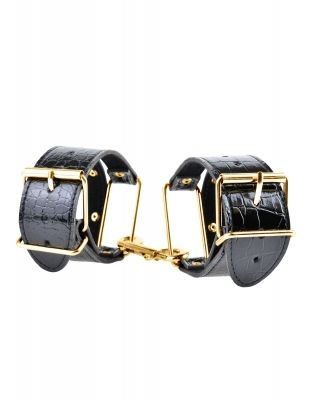 FETISH FANTASY GOLD CUFFS