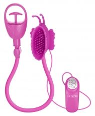 Butterfly Clitoral Pump Pink