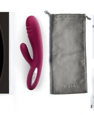 Adonis Ribbed Warming Vibrator