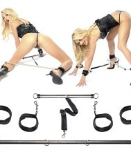 SPREAD EM BAR & CUFF SET