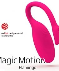 MAGIC MOTION - FLAMINGO VIBRATING BULLET