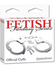 FF OFFICIAL HANDCUFFS