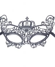 Crown Lace Mask
