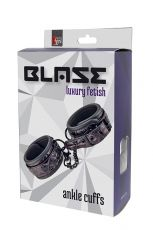 BLAZE ANKLE CUFF PURPLE