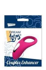 DREAM TOYS COUPLES ENHANCER MAGENTA
