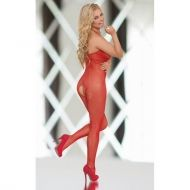 Fishnet 6236 red - S/L