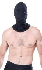 Fetish Fantasy Zipper Face Hood
