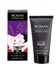 Shiatsu The Garden of love, stimulation women cream - 50ml