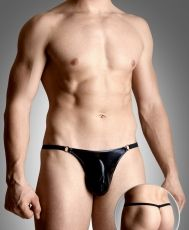 MENS THONGS 4487 BLACK - S/L