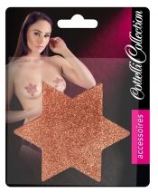 Extra Large Nipple Stickers  (Stars) - OS