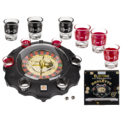 Electronic Drinking Game, Roulette with 6 glasses,