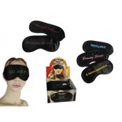 Eye Mask with English slogans