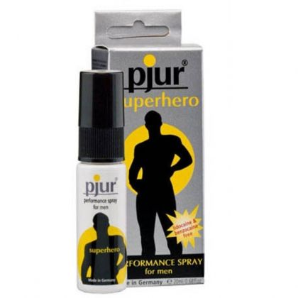 Pjur Super Hero 20 Ml Spray