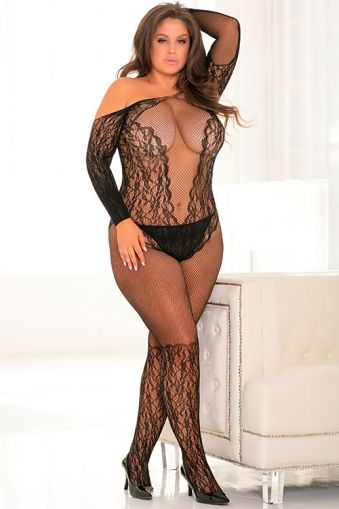 MAKE YOU MELT BODYSTOCKING - QS