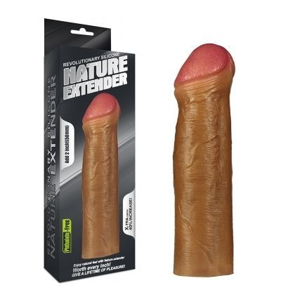 Revolutionary Silicone Nature Extender 2