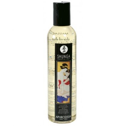 EROTIC MASSAGE OIL ROSES 250ML