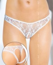 THONGS 2457 WHITE - M/L