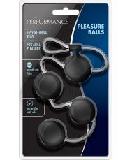 PERFORMANCE PLEASURE BALLS BLACK