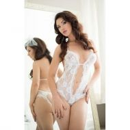 Honey 1828, white - S/M