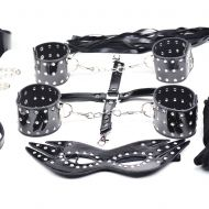 10 Pieces Bondage Kit
