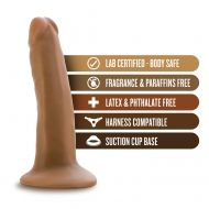 DR. SKIN 5.5INCH COCK WITH SUCTION CUP
