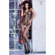 Black Bodystocking CR 4233 - S/M