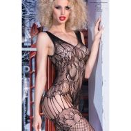 Black Bodystocking CR 4232 - S/M