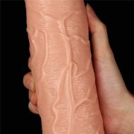 11'' Realistic Long Vibrating Flesh