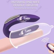 PARTNER PLUS REMOTE COUPLES VIBRATOR