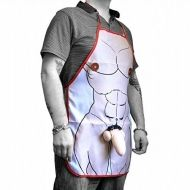 Kitchen apron with Plush Penis