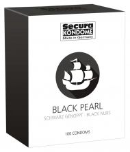 Secura Black Pearl - 100pcs