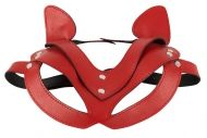 Catmask Bad Kitty, red