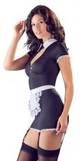 Maid's Dress with suspender straps, Orion - S