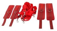 Bed Restraint Set