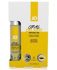 SYSTEM JO - ORAL DELIGHT VANILLA THRILL 30 ML